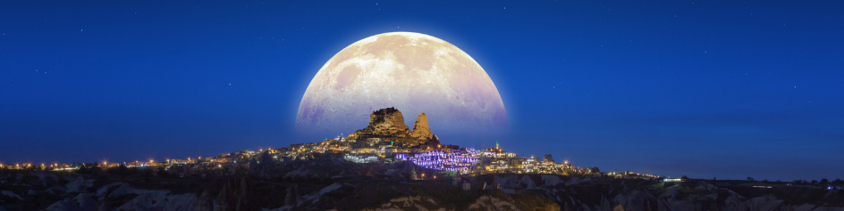 A Fascinating Experience: A Full Moon Walk In Cappadocia