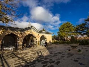 Hacı Bektaş-i Veli Mausoleum Galeri